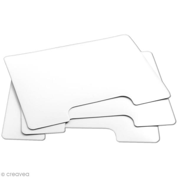 Valisette de rangement pour dies - 24,5 x 25 x 7,5 cm + 3 feuilles magnétiques - Photo n°2
