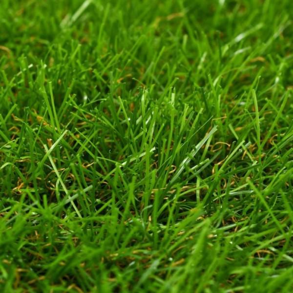 Vidaxl Gazon Artificiel 1 X 10 M / 40 Mm Vert - Photo n°2
