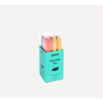 Crayons gels