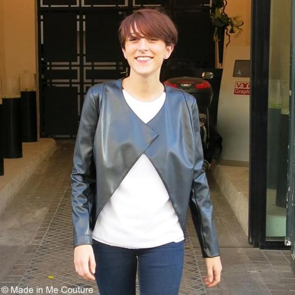 Patron couture femme - Veste Lily - Tailles 38 à 52 - Photo n°2