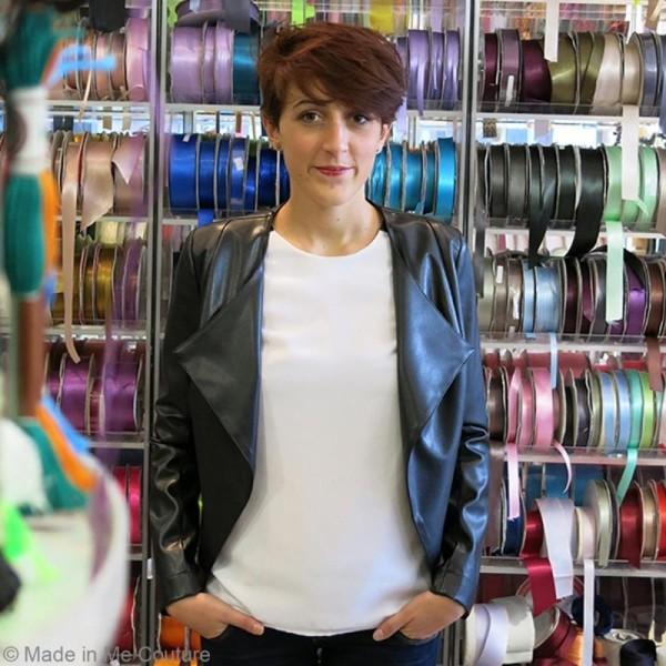Patron couture femme - Veste Lily - Tailles 38 à 52 - Photo n°3