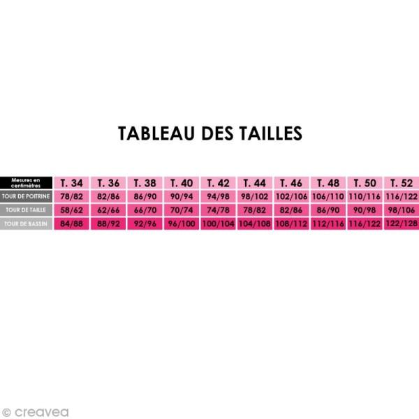 Patron couture femme - Veste Lily - Tailles 38 à 52 - Photo n°4