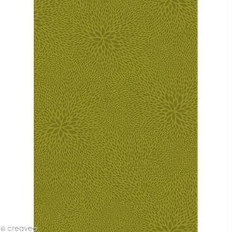 Décopatch Vert 655 - 1 feuille