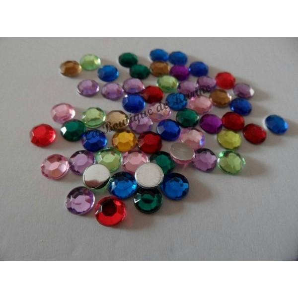 202 20 perles verre violet ø 8mm perles de verre boules environ pierres au bricolage
