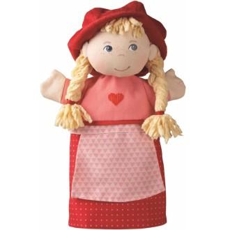 Haba Marionnette à Main Little Red Riding Hood 27,5 Cm 007284