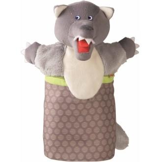 Haba Marionnette à Main Wolf 26 Cm 007283