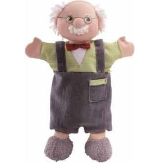 Haba Marionnette à Main Grandpa 27 Cm 301480