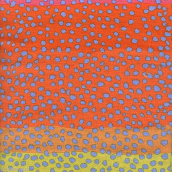 Tissu Kaffe Fassett - Ombré Pink - Par 10 cm (sur mesure) - Photo n°3