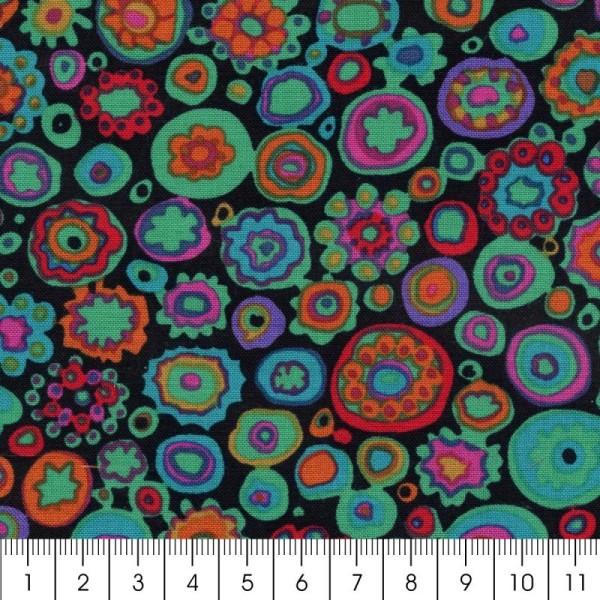 Tissu Kaffe Fassett - Paperweight Jewel - Par 10 cm (sur mesure) - Photo n°2