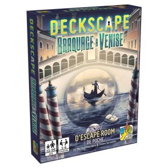 Deckscape : A L'Épreuve Du Temps
