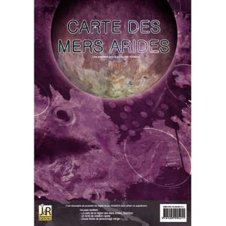 Homeka - Carte Des Mers Arides