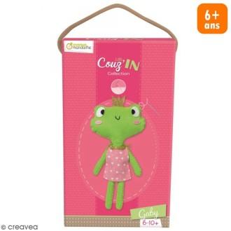 Kit créatif Little Couz'in Gaby la grenouille