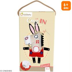 Kit créatif Little Couz'in Ernest l'âne