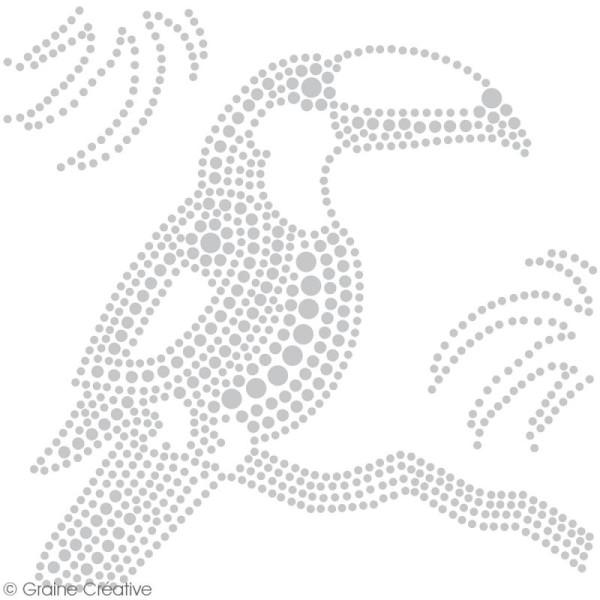 Fabriqu/é en France Loisirs Cr/éatifs Kit Peinture Slow /& Art Animaux