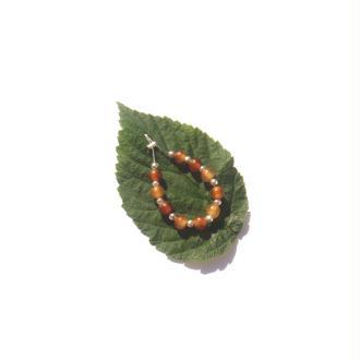 Corne Dorée : 10 perles 4 MM de diamètre environ