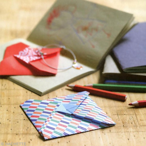 Livre Do It Yourself - Origami - Catherine Guidicelli - Photo n°4