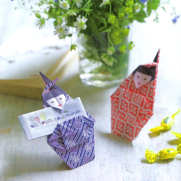 Livre Do It Yourself - Origami - Catherine Guidicelli - Photo n°5