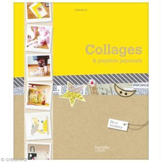 Livre Do It Yourself - Collages & papiers japonais - M&m&m's