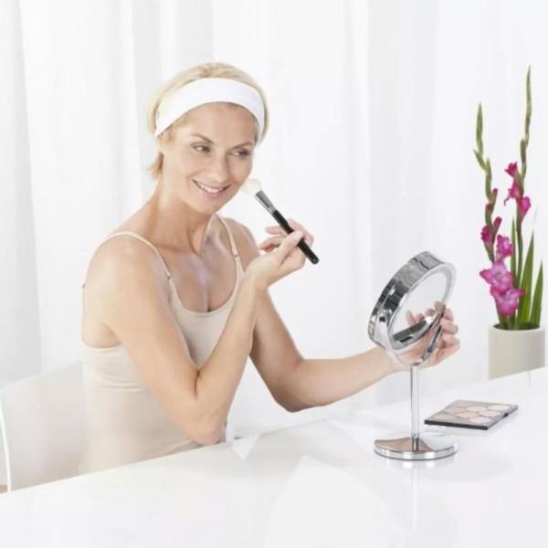 Miroir cosmétique CM 840 Miroir de maquillage lumineux Medisana - Photo n°2