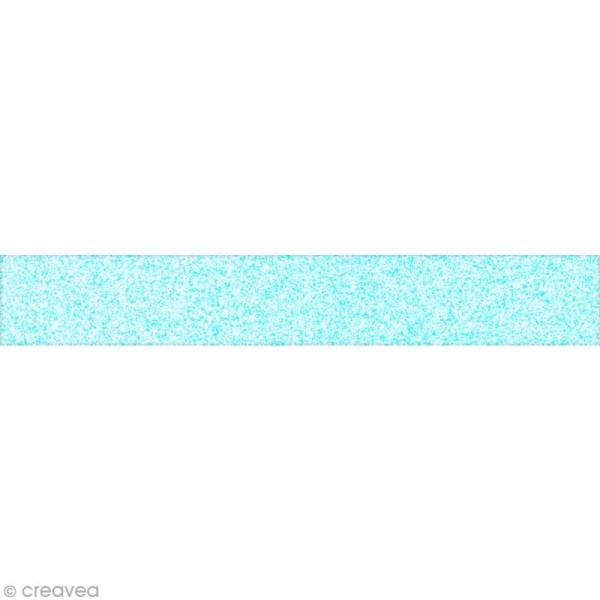 Glitter Tape - Oh Glitter by Toga - bleu pastel x 2 m - Photo n°1