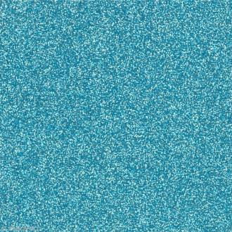 Papier adhésif pailleté bleu ciel - Oh Glitter by Toga - 30,5 x 30,5 cm