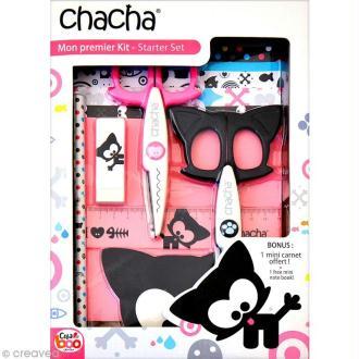 Kit scrapbooking Mon premier Kit - Toga Chacha