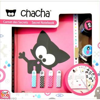 Kit carnet des secrets Toga Chacha