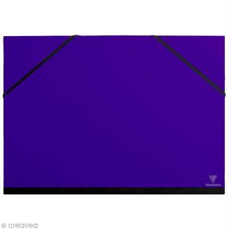 Carton à dessin - 37 x 52 cm (format demi raisin) - Indigo