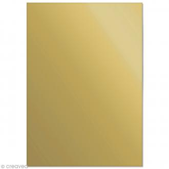 Papier Pollen A4 - 5 feuilles - Or