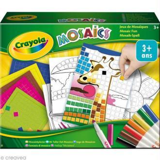 Kit jeux de mosaïques - Crayola