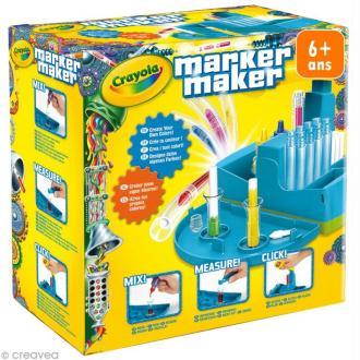Kit Marker Maker - Création de feutres - Crayola