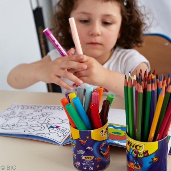 Feutres Bic Kids - Visa - 36 feutres - Photo n°2