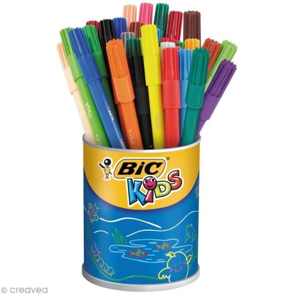 Feutres Bic Kids - Visa - 36 feutres - Photo n°1
