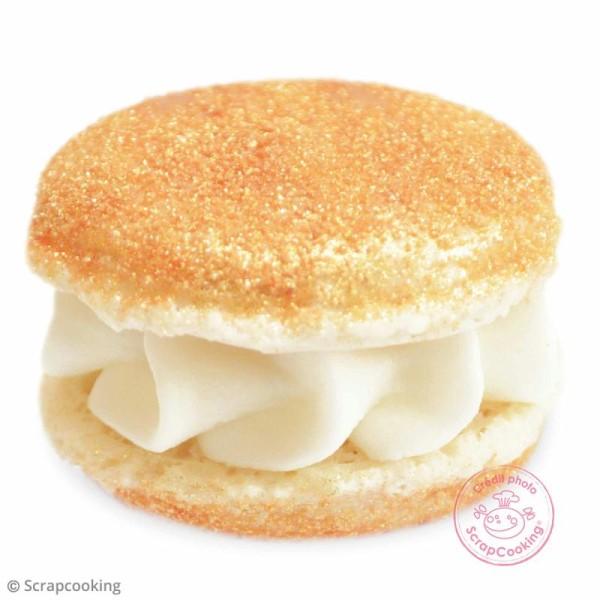 Kit Cuisine créative ScrapCooking - Très'or Macarons - Photo n°4