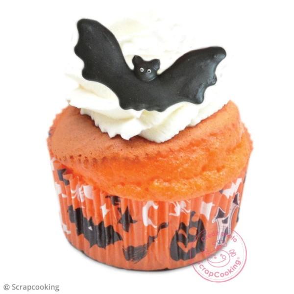 Décoration sucre pour gâteaux - Horreur - 9 pcs - Photo n°2