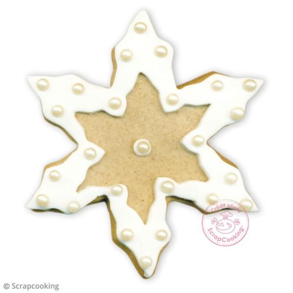Assortiment de décors sucrés - Noël - 4 x 50 g - Photo n°4