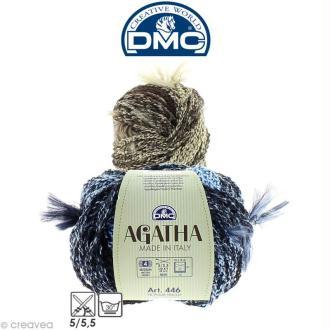 Pelote de laine Cottage style - Agatha - 50 gr