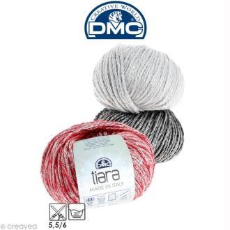 Pelote de laine Metal chic - Tiara - 50 gr