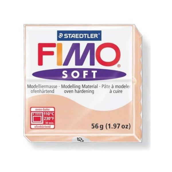 Pâte Fimo soft 56 g chair n°43 - Photo n°1