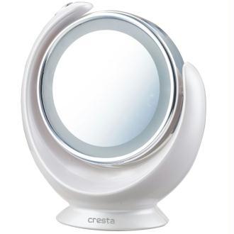 Cresta Miroir cosmétique KTS330 Blanc 75848.01