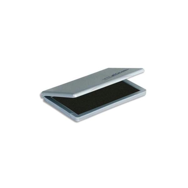TIFLEX Tampon feutre encre réencrable 10,5x6 noir -gamme MUST - Photo n°1