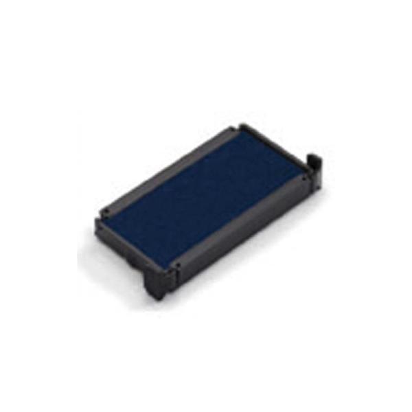TRODAT Printy 4912 - Blister de 3 recharges d'encre bleue 6/4912 - Photo n°1