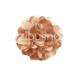 Fleur dentelle - Beige