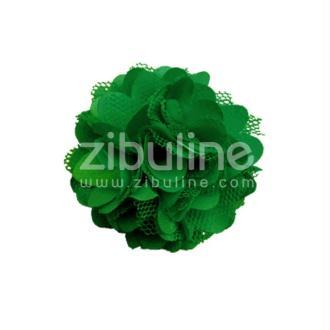 Fleur dentelle - Vert foncé