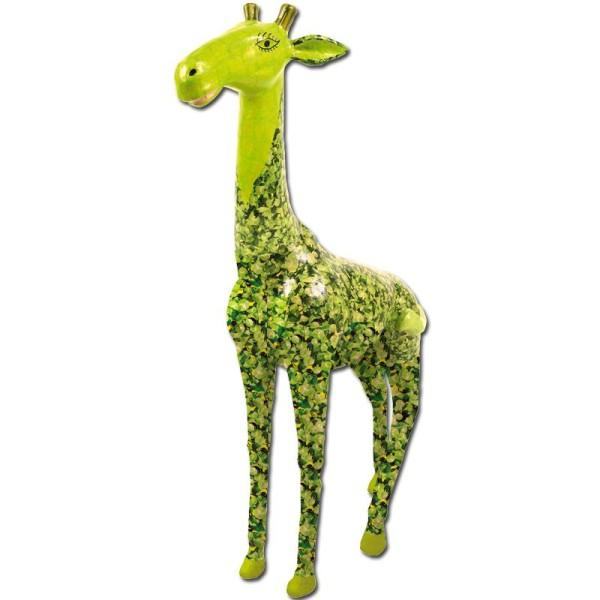 Décopatch Jaune Vert 295 - 1 feuille - Photo n°2