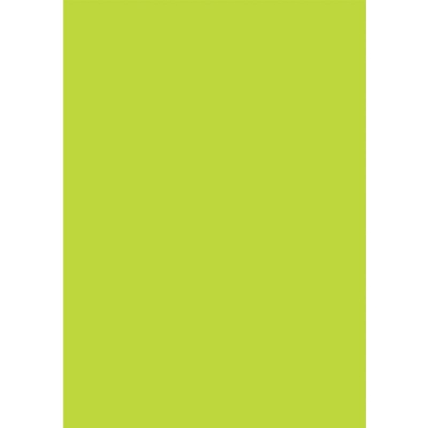 Décopatch Jaune Vert 295 - 1 feuille - Photo n°1