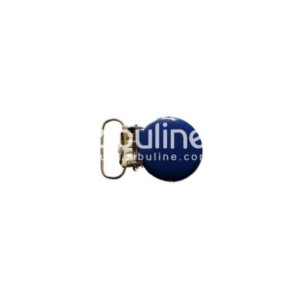 Pince métal ronde - Marine - Photo n°1