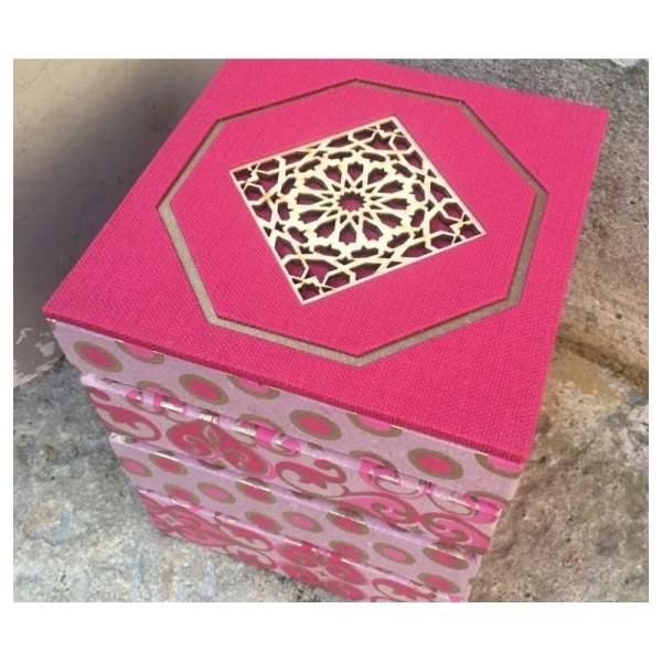 La boîte mirage, fiche technique de cartonnage - Photo n°2