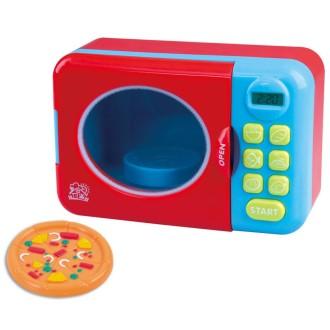 Playgo Four à Micro-ondes De Jouet My Microwave 3201