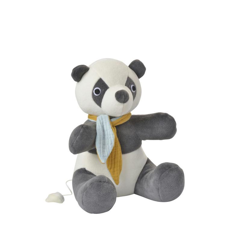 jouet musical panda jouets pour b b creavea. Black Bedroom Furniture Sets. Home Design Ideas